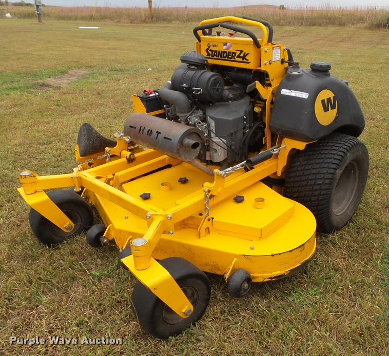 Wright Stander ZK lawn mower
