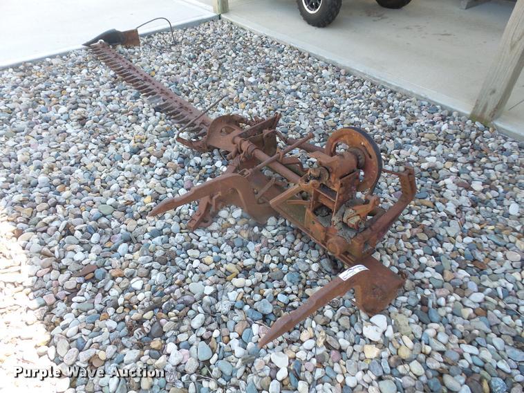 Farmall sickle mower