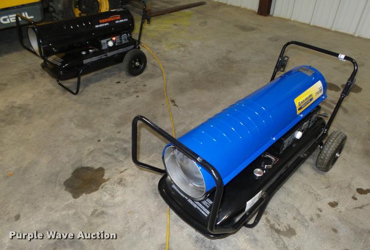 (2) kerosene heaters