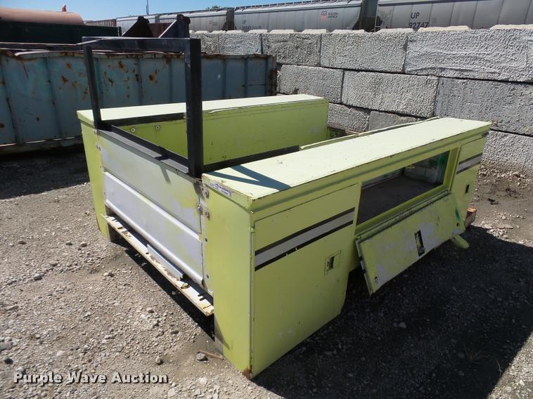 Omaha utility bed