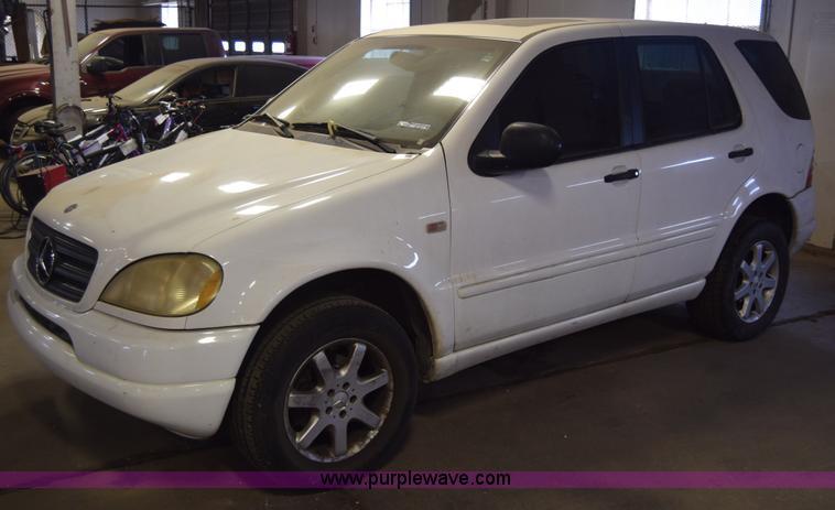1999 Mercedes Benz ML430 SUV