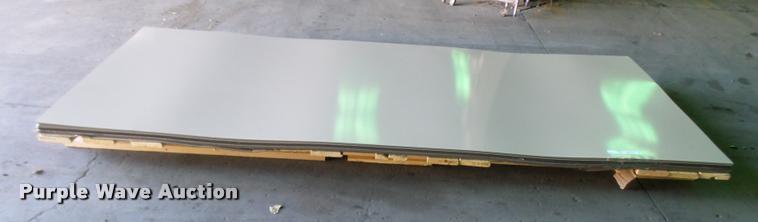 (55) sheets of metal