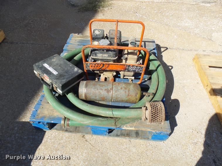 Godwing pump