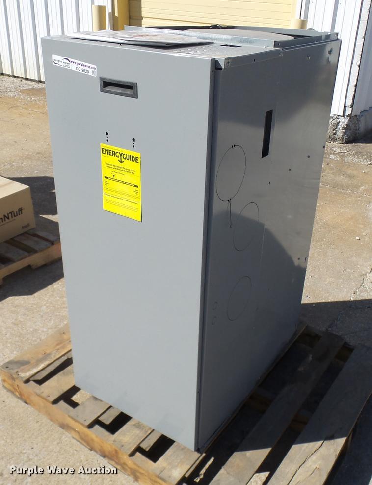 Beckett AFG heating oil furnace