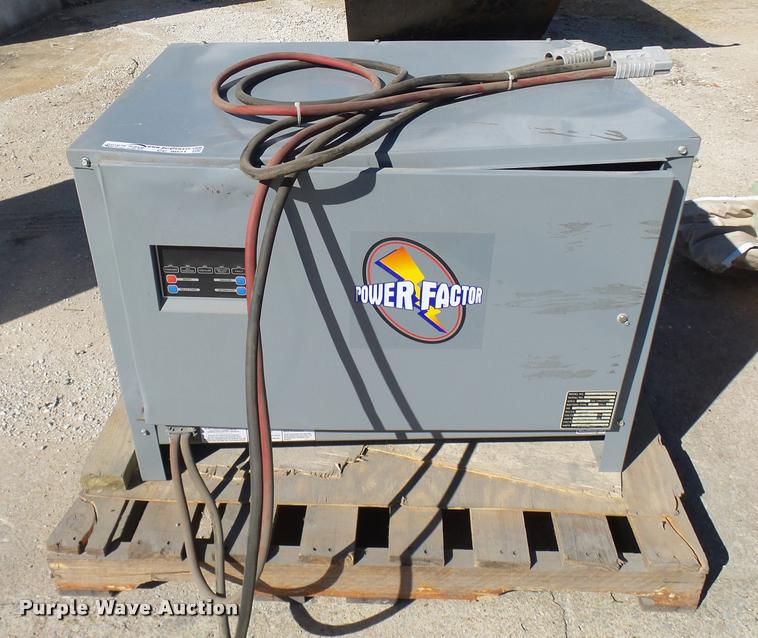 Forklift 72V battery charger