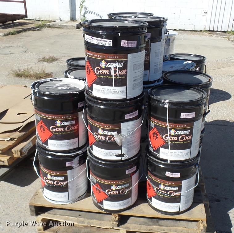 Gem coat primer sealer