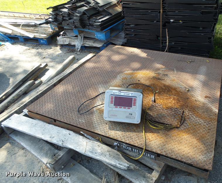 Cardinal 778 dock scale