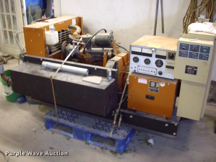 Generac SG36 generator