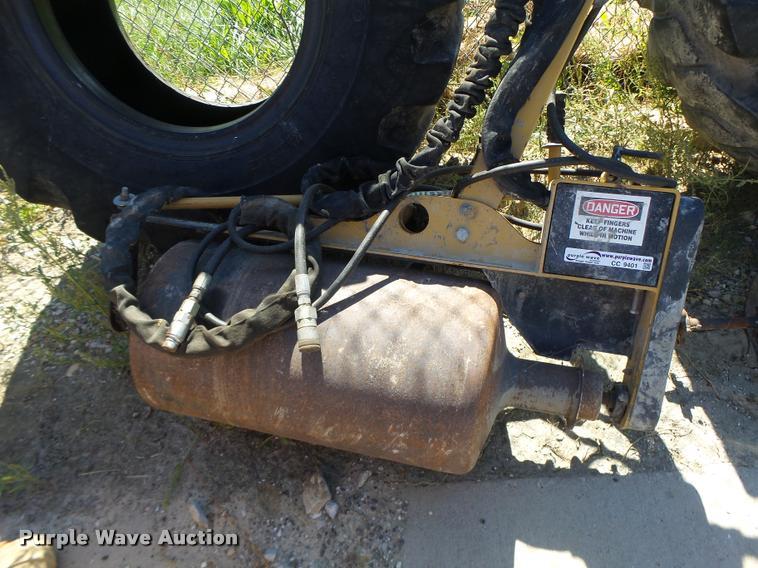 Curb roller