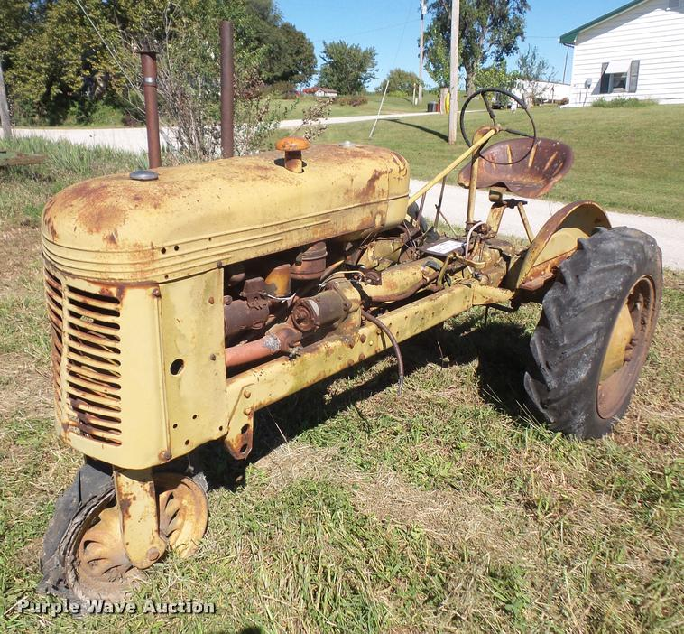 Bf-avery A tractor