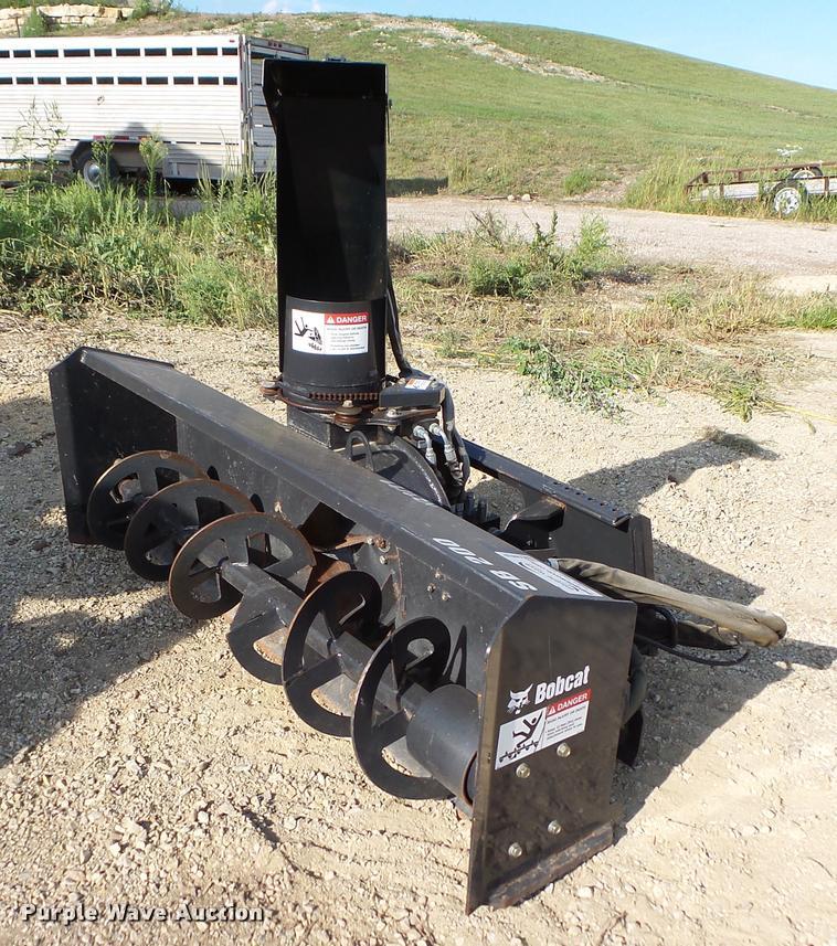 2007 Bobcat SB200 snow blower