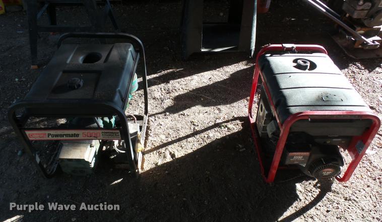 (2) generators