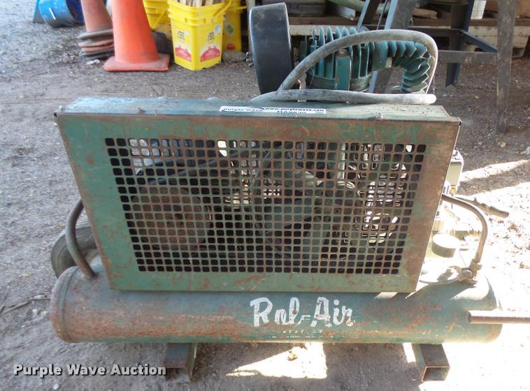 Rol-Air compressor