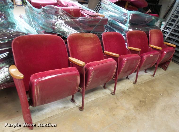 (40) theater seats