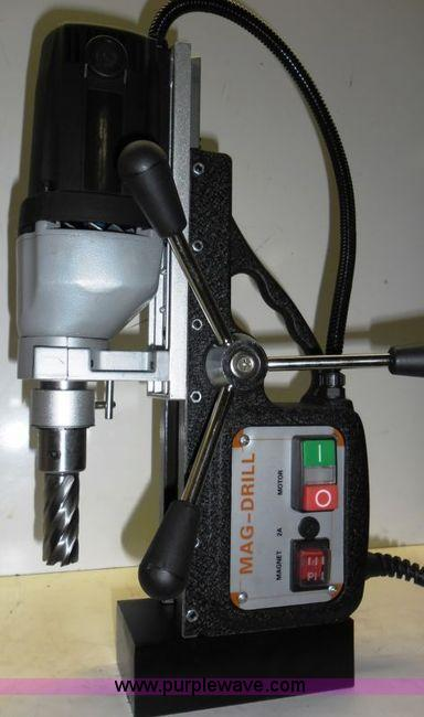 Magnetic drill and annular set