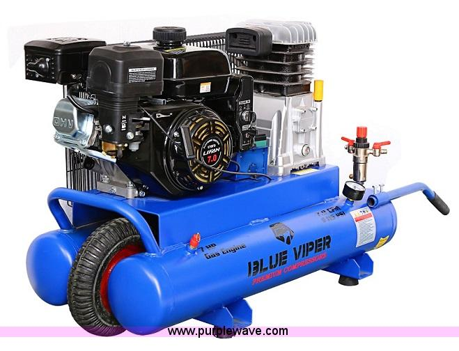 E-Start air compressor