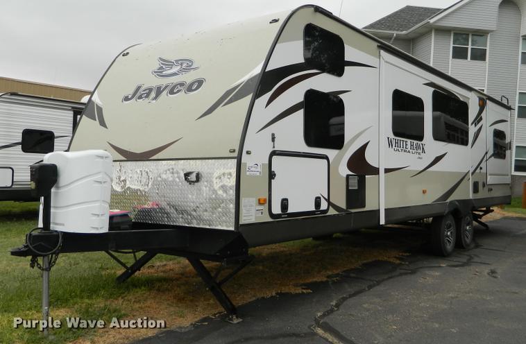 2015 Jayco camper