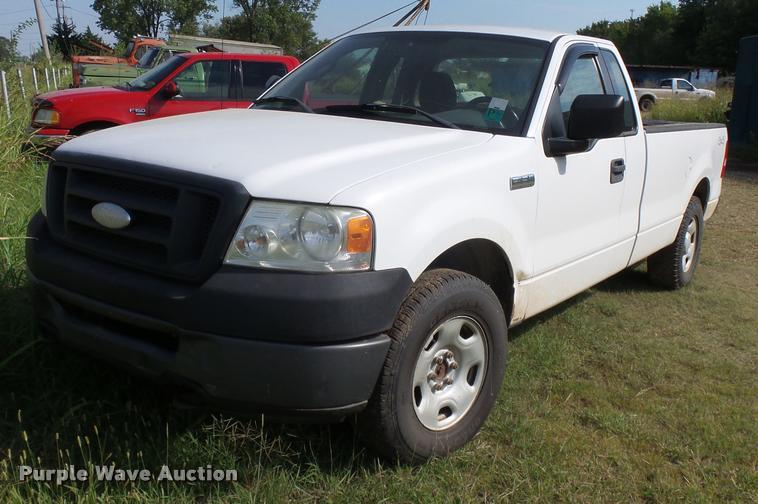 2006 Ford F150 pickup truck