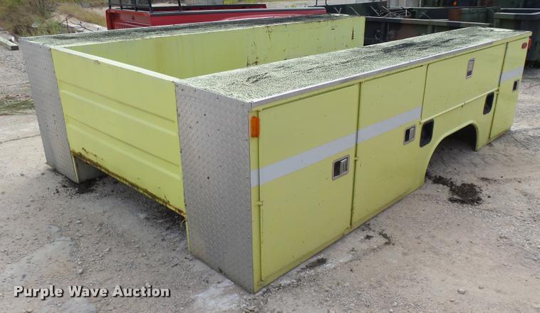 Rawson-Koenig utility bed