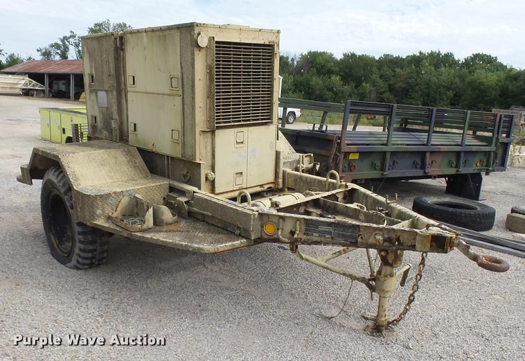 1984 military generator