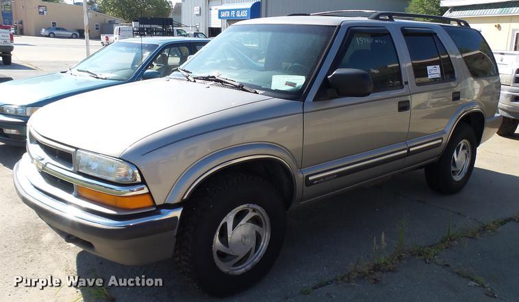 2001 Chevrolet Blazer LT SUV