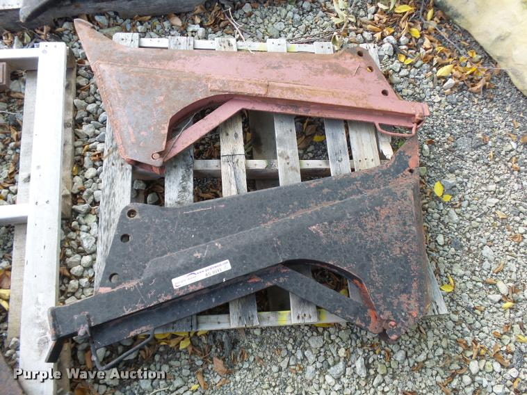 Cable plow blades