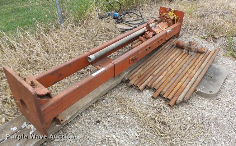 Ditch Witch rod pusher
