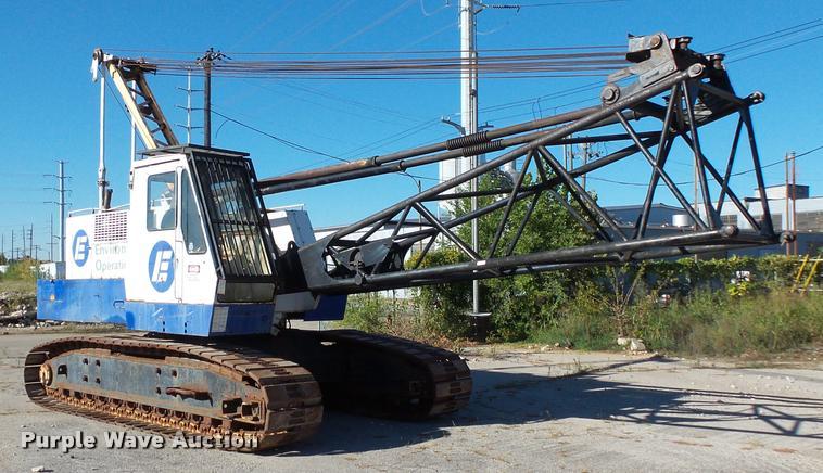 P & H 5060 crane