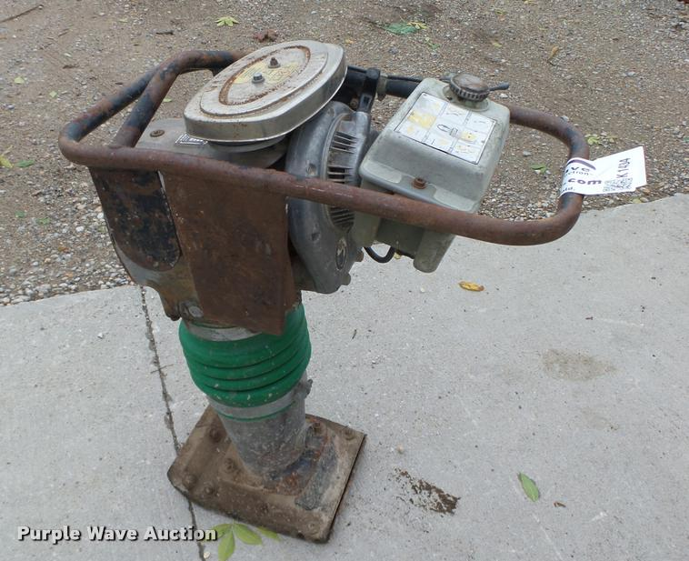 Wacker BS62Y compactor