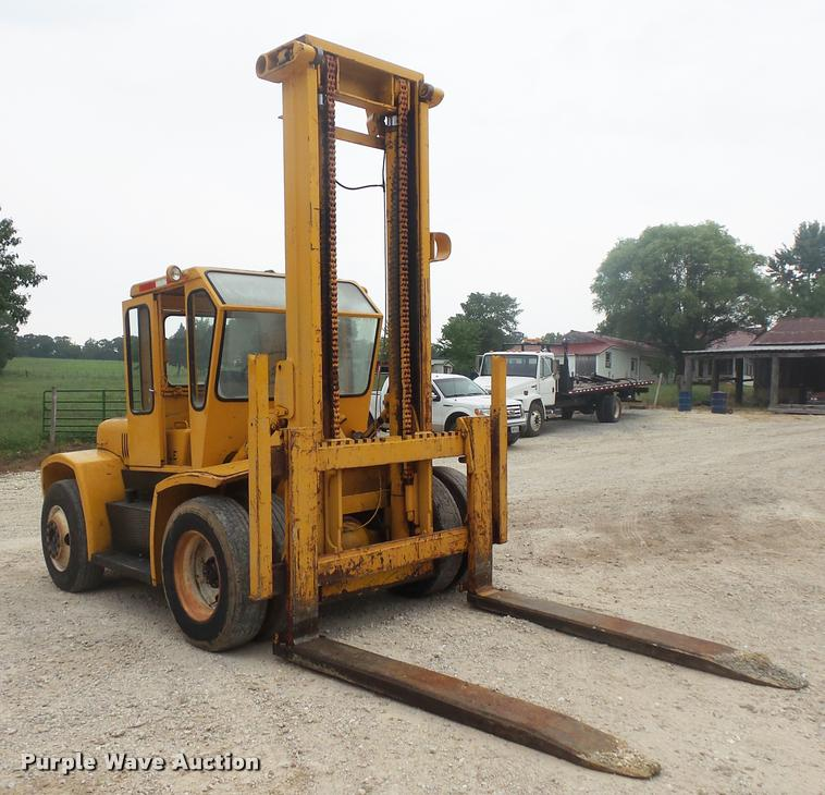 Yale and Towne G3P-200-CAS-VE forklift