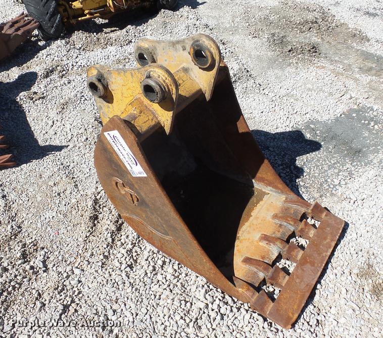 CP excavator bucket