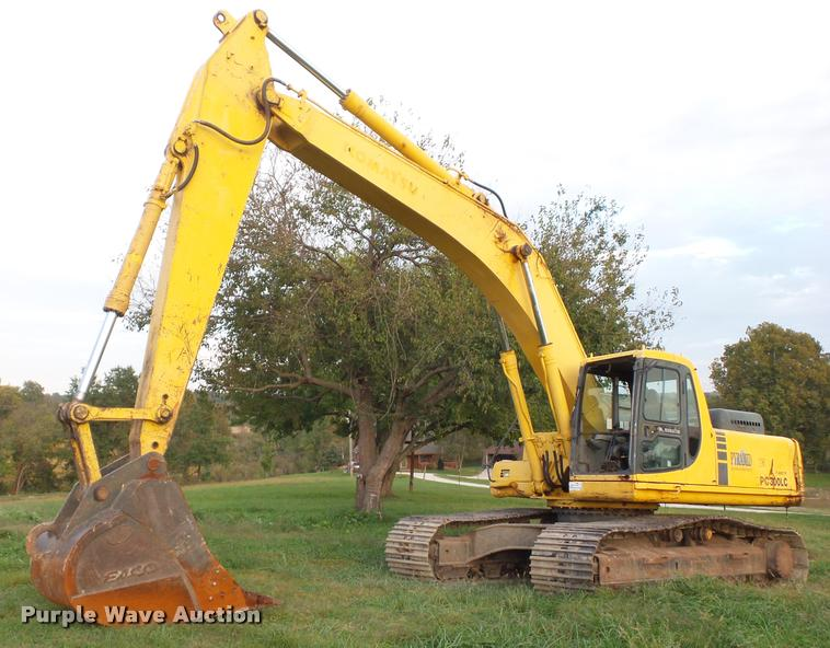 1997 Komatsu PC300LC-6LC excavator