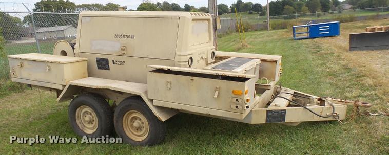 2005 military air tool-compressor