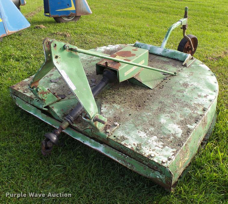 John Deere 227 rotary mower