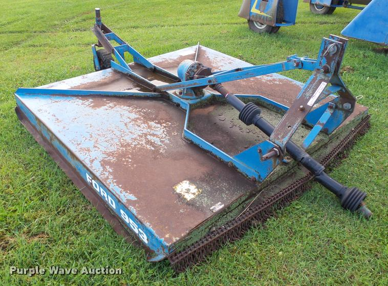 Ford 953 rotary mower