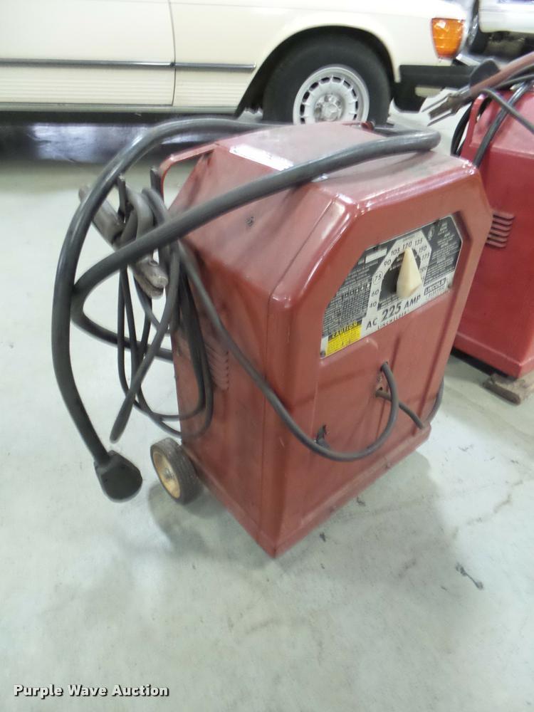 Lincoln AC arc welder