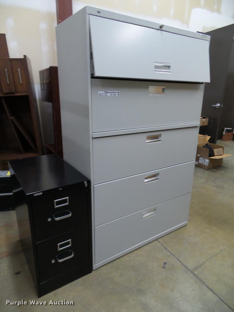(15) filing cabinets
