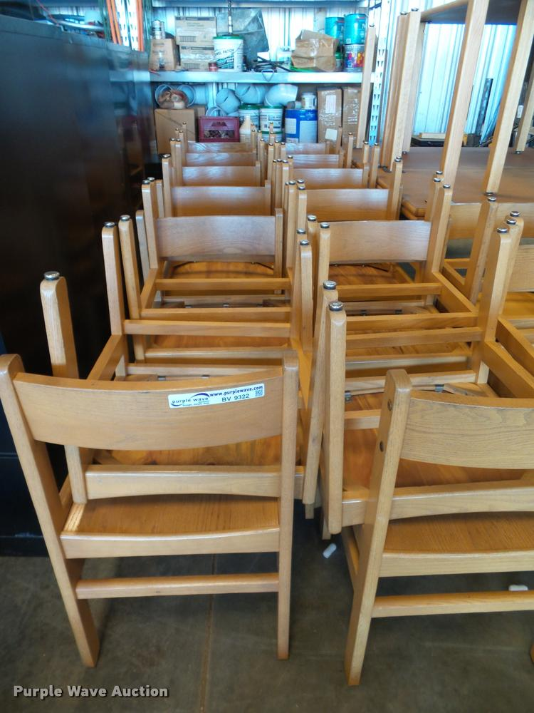 (36) chairs
