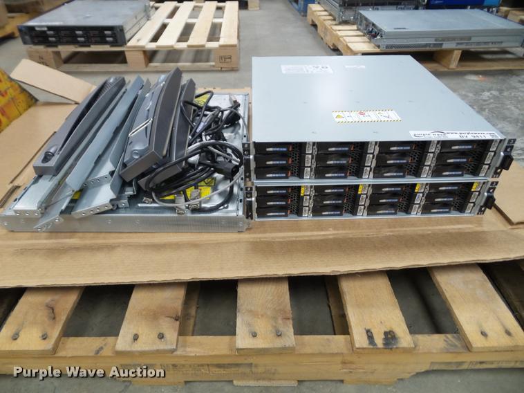 EMC AX4-5i storage arrays