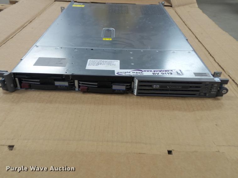 HP ProLiant DL360 G4p server