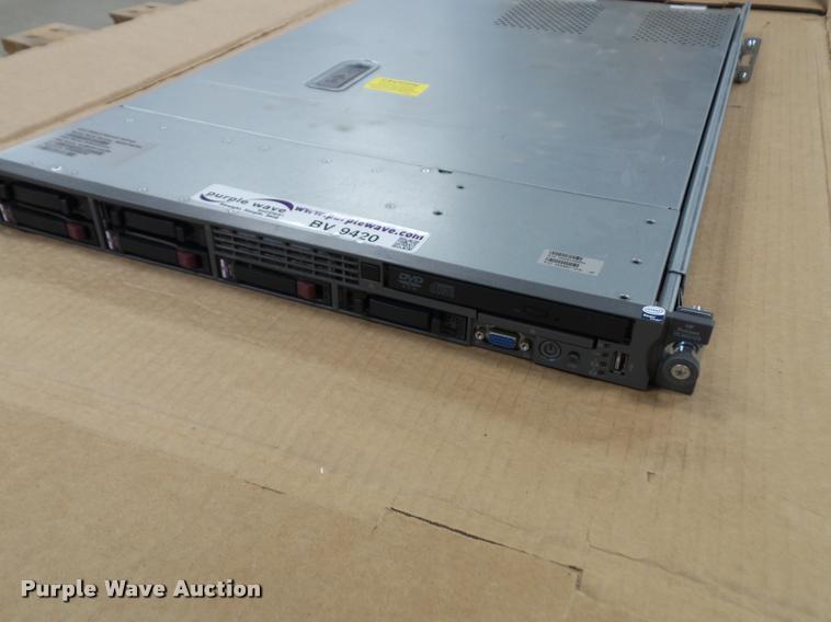 HP ProLiant DL360 G5 server