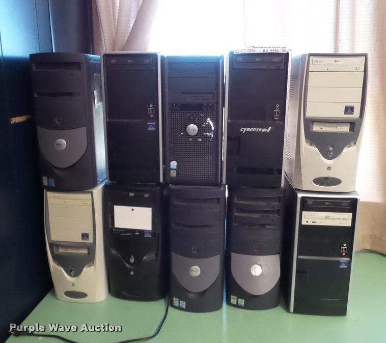 (10) CPUs