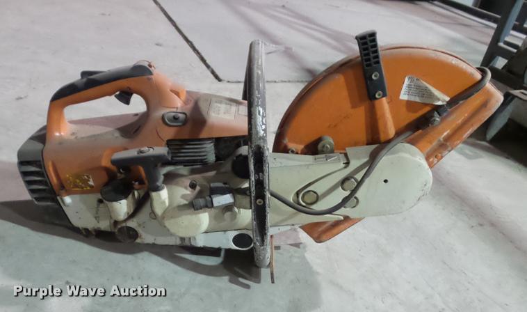 (2) Stihl saws