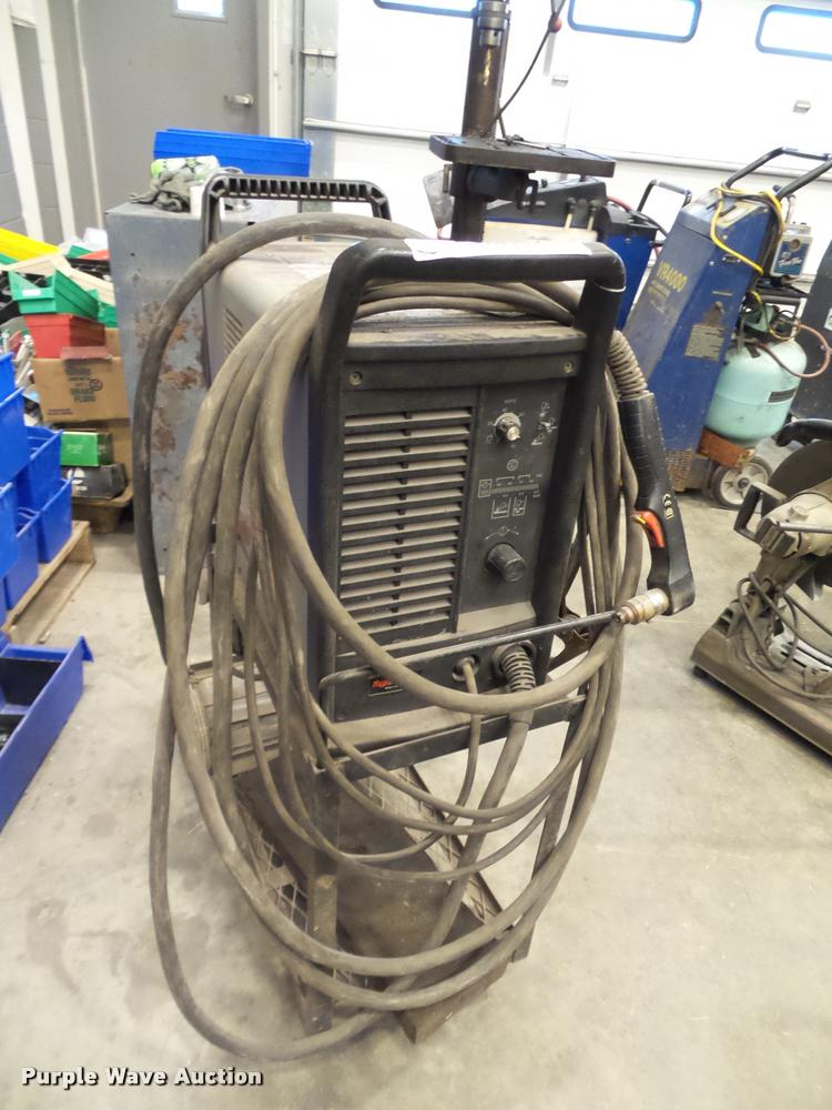 Hypertherm Powermax 1250 G3 plasma cutter