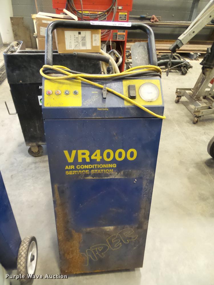 Viper VR4000 AC service station