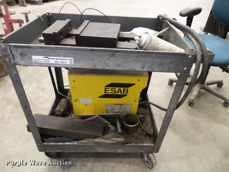 Esab PCM500i plasma cutter