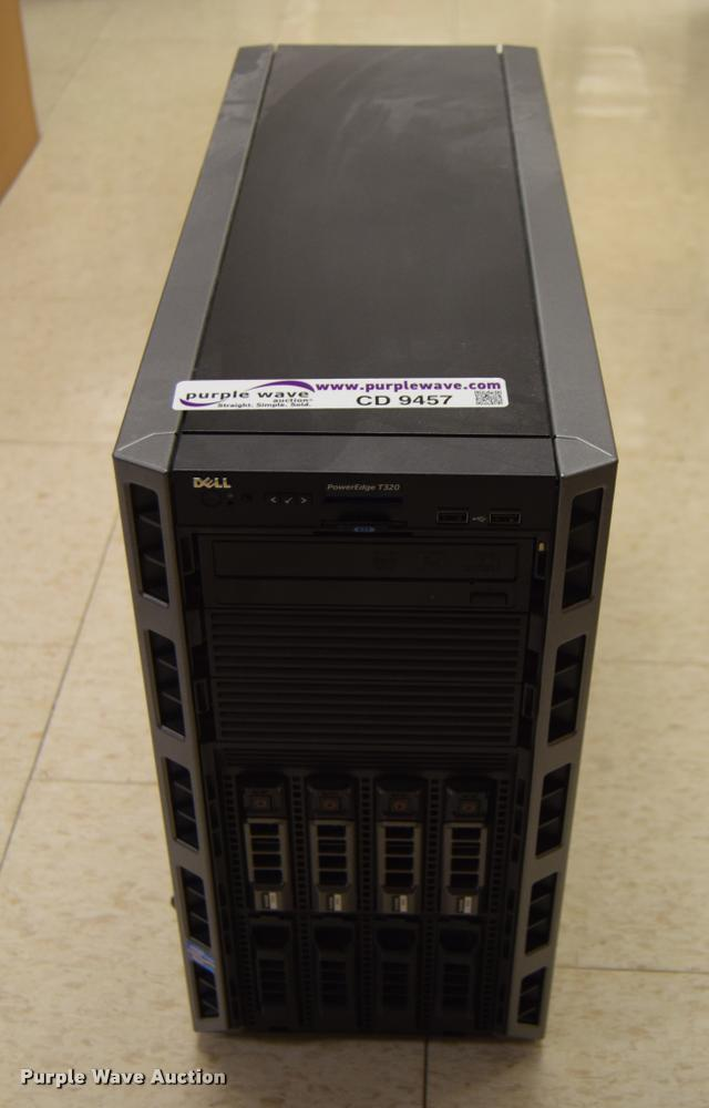 Dell PowerEdge T320 server