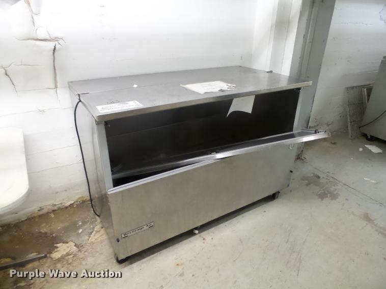 Stainless steel milk coolers