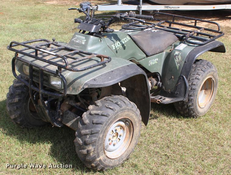 1995 Honda Four Trax 300 ATV