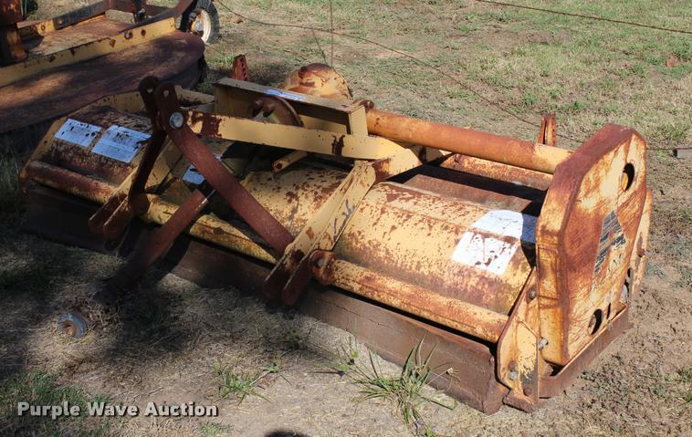 1993 Alamo 280A flail mower